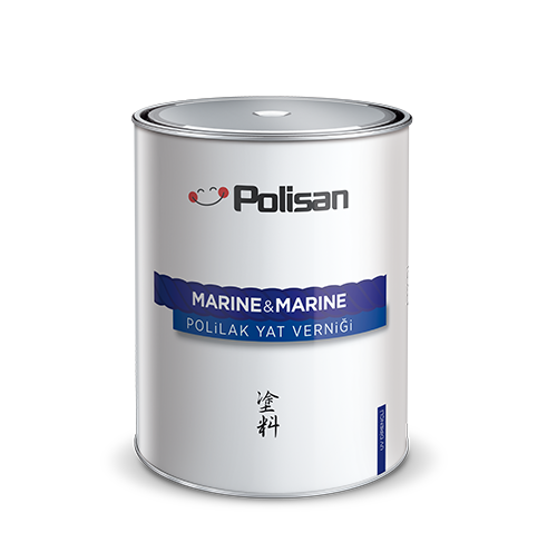 Marine&Marine Anti Aging Polylac Yacht Varnish