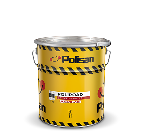 Poliroad Road Marking Paint Solvent Based