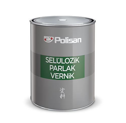 Cellulosic Glossy Varnish