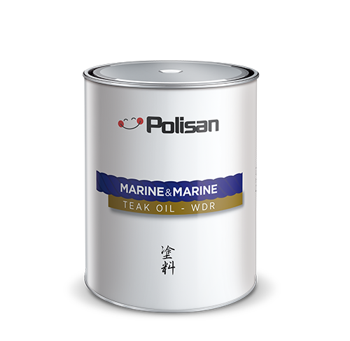 Marine&Marine Anti Aging Teak Oil WDR