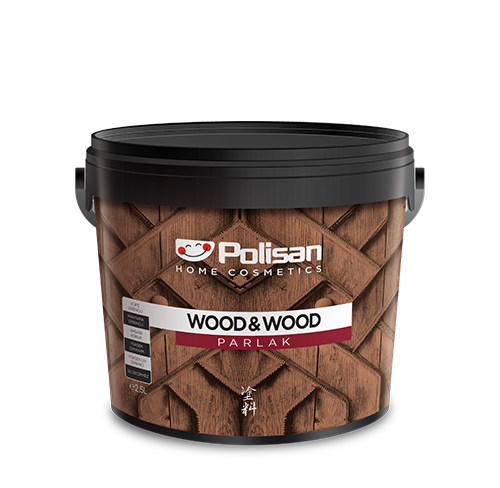 Wood&Wood Anti Aging Wood Varnish – Glossy, Water-Based