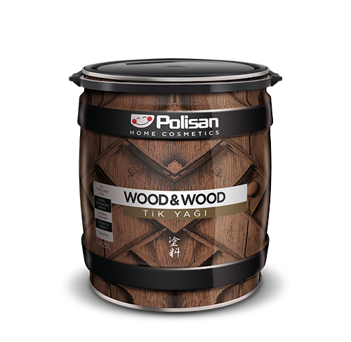 Wood&Wood Anti Aging Tik Yağı