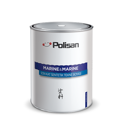 Marine&Marine Synthetic Boat Paint