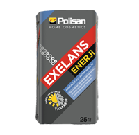 Exelans Energy Crystallized Water Insulation Mortar 1K