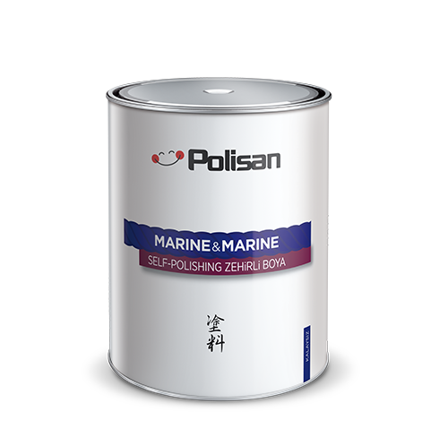 Marine&Marine Anti Aging Self-Polishing Anti-Fouling Paint