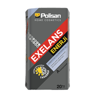 Exelans Energy Cement Water Insulation Flexible 2K