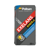 Exelans Energy Fiber Thermal Insulation Plaster
