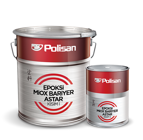 Epoxy Miox Barrier Primer